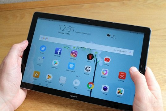 «Аврора»-планшеты Huawei будут использоваться для переписи населения