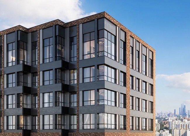 ГК «Основа» выкупила проект комплекса апартаментов недалеко от Кутузовского проспекта