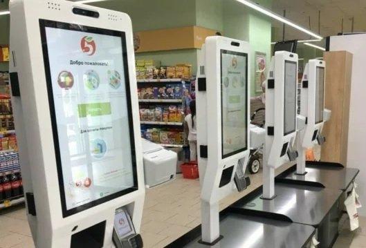 X5 занялась производством терминалов самообслуживания