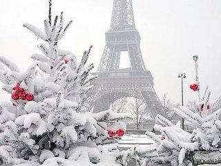 Тур в Париж на Новый год 2020 – путешествие в зимнюю сказку