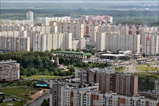 IRN зафиксировал подорожание квартир в Москве