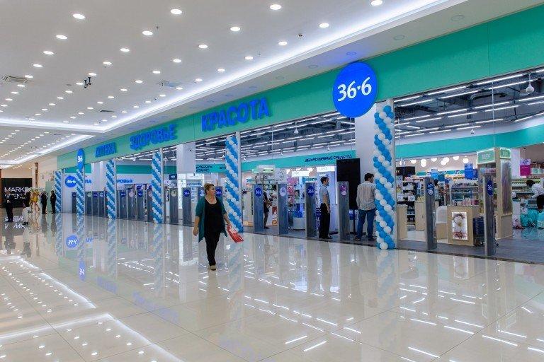 Аптечная сеть «36,6» протестирует формат врачебного кабинета