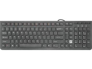 Клавиатура Defender — надежность и качество