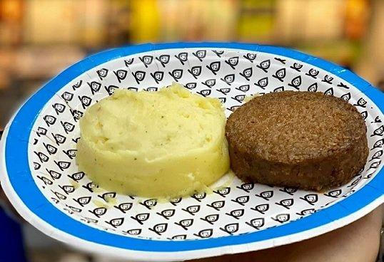 В «Теремке» появятся блюда с мясным заменителем от Beyond Meat