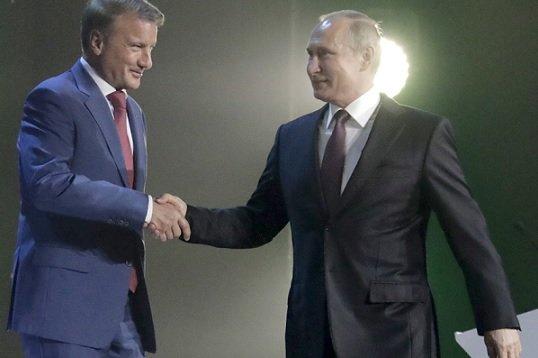 Скоро граждане РФ прочувствуют на себе прелести ИИ-технологий — глава Сбербанка