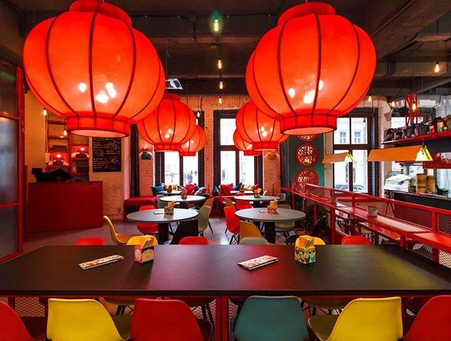 Китайский ресторан «J.Z. Peking Duck» на 350 мест откроется на Цветном бульваре