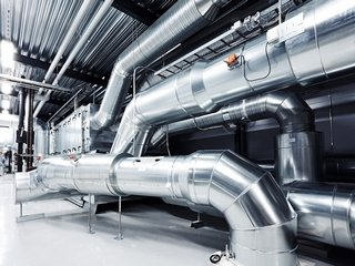 Промышленные вентиляционные системы: задачи и особенности