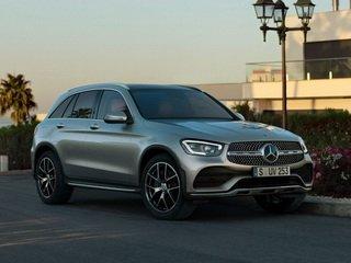 Внедорожник Mercedes-Benz GLC: нововведения и отличительные особенности