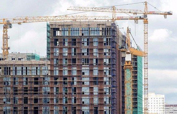 Объем предложения на рынке жилья столицы преодолел рубеж в 1 млн кв. м.