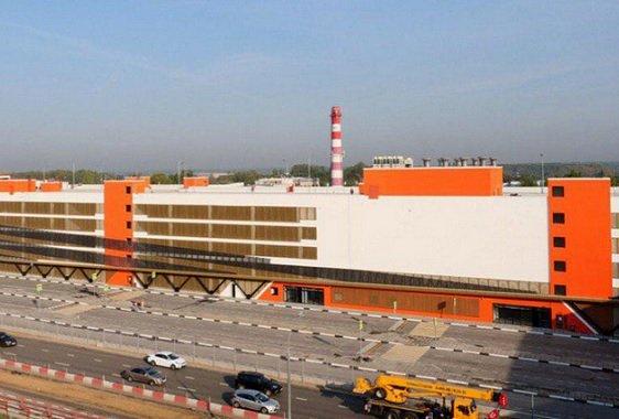 На территории Шереметьево появился паркинг вместимостью 2 тыс. автомобилей