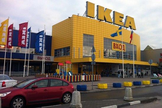 IKEA начнет использовать для доставки товаров электрокары
