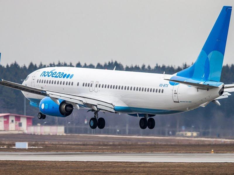 «Победа» напомнила правительству об убытках от запрета полетов в Грузию