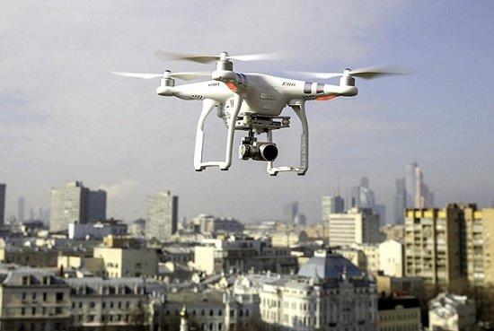 Столичные власти планируют использовать дроны для мониторинга города