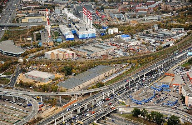 «Capital Group» будет застраивать промзону Коптево