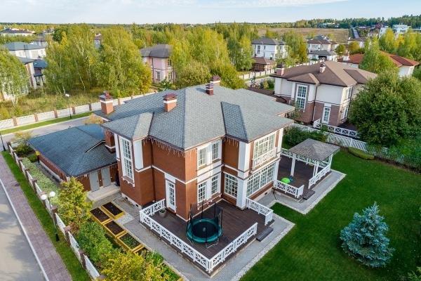 Рынок элитной недвижимости Подмосковья стагнирует