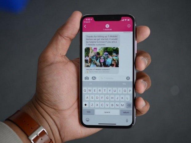 «Apple» вывела в Россию «Business Chat»