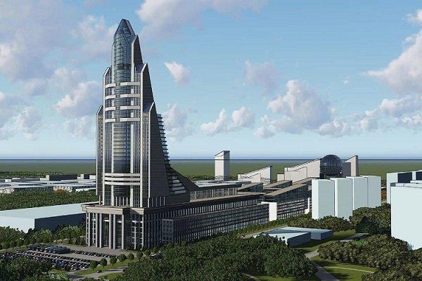 Хуснуллин рассказал о 200-метровой башне в форме ракеты