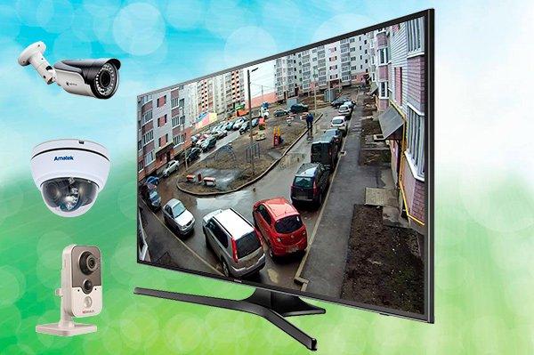 Плюсы и минусы сетевых камер