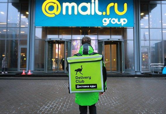Выручка Delivery Club достигла 1 млрд рублей