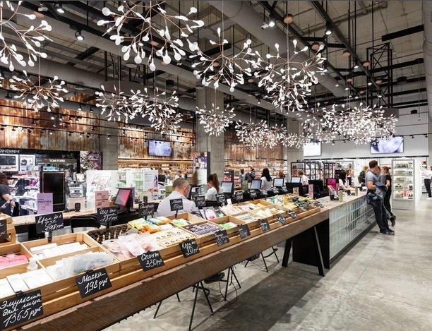 «Золотое яблоко» выведет на рынок новый бренд магазинов