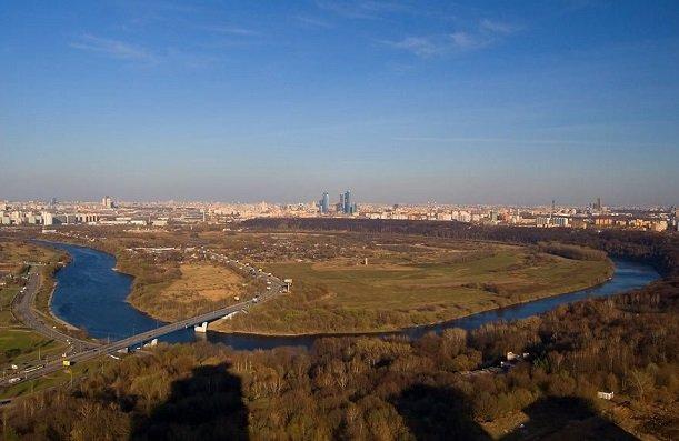В Мневниковской пойме будет построено свыше 1 млн кв. м. различной недвижимости