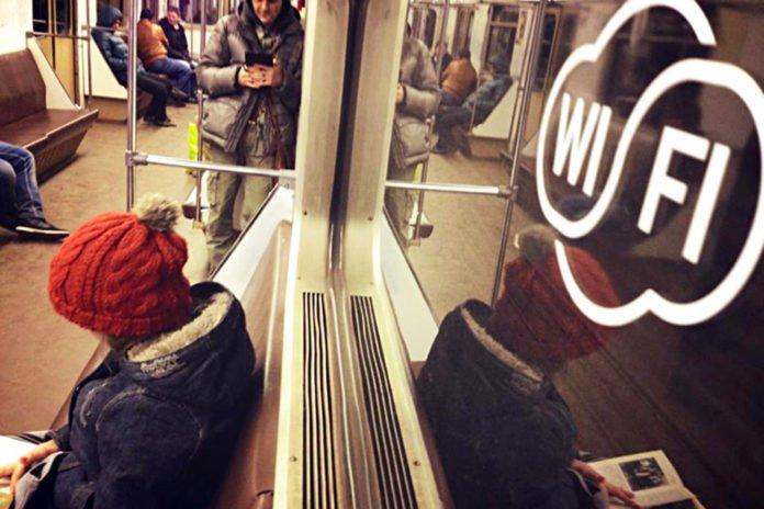 «МаксимаТелеком» опробует новый формат рекламы в метро
