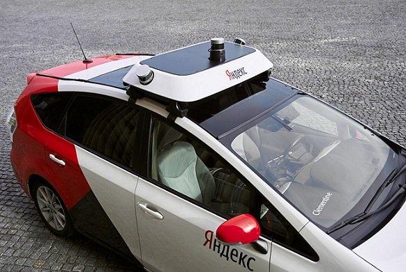 «Яндекс.Такси» анонсировал создание отдельной компании для развития робомобилей