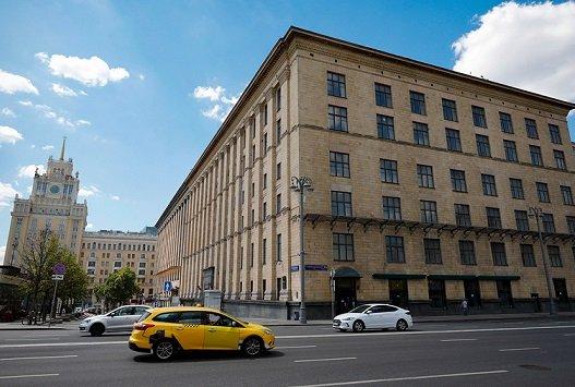 Здание МЭР на Триумфальной площади куплено мэрией Москвы