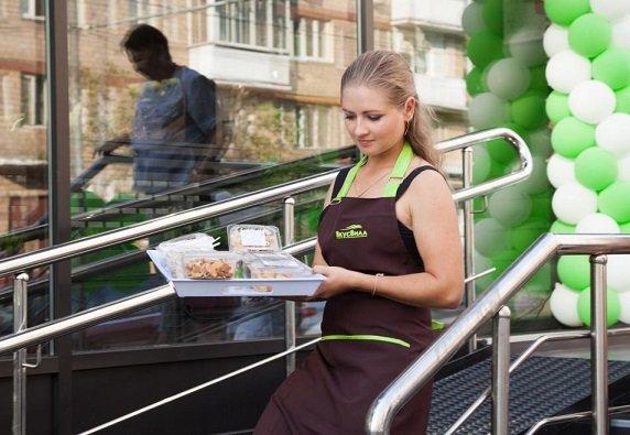 Внутри магазинов «Вкусвилл» появятся мини-кофейни