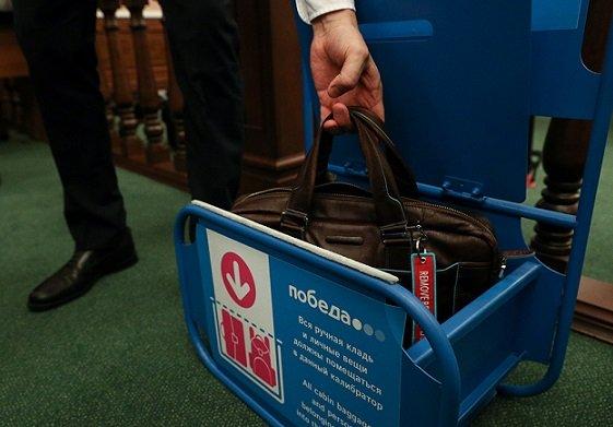 Ространснадзор снова обязал «Победу» внести изменения в правила транспортировки ручной клади