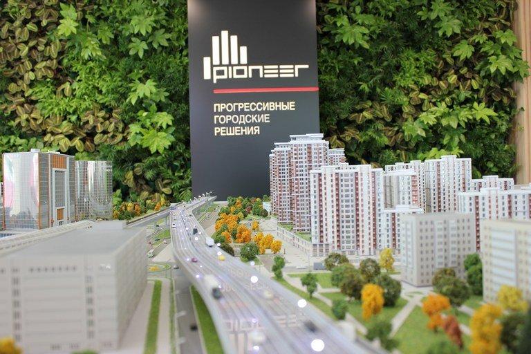 «Пионер» выстроит деловой квартал в Огородном проезде