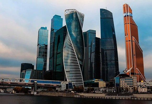Названы самые дорогостоящие высотки «Москва-Сити»