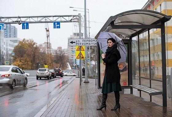 В следующем году в Московской области появятся смарт-остановки