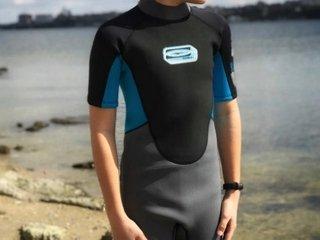детские гидрокостюмы для бассейна