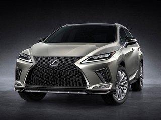 Новый Lexus RX и возможности покупки модели в автосалонах дилера