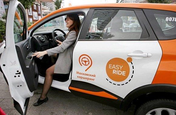 70% пользователей каршеринга владеют личным автотранспортом