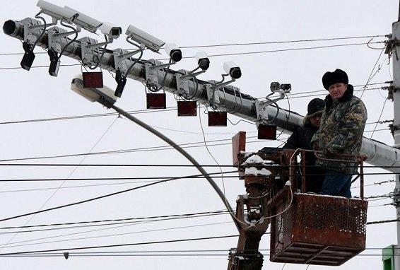 Муляжи в столице будут заменены на настоящие камеры