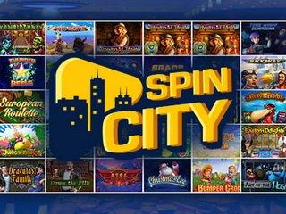 Современное и очень богатое казино Спин Сити для вас