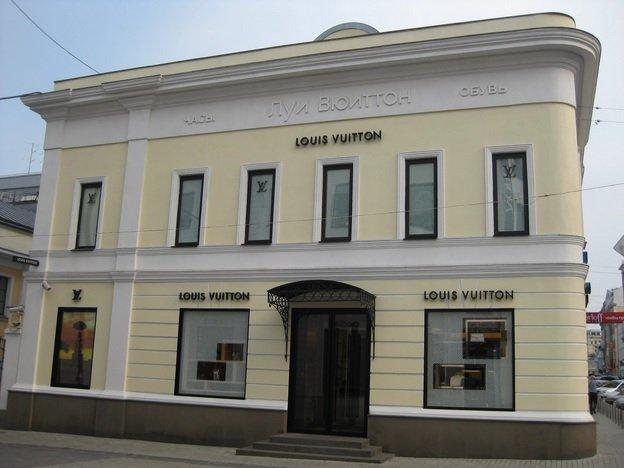 «Louis Vuitton» выкупила особняк в Столешниковом переулке