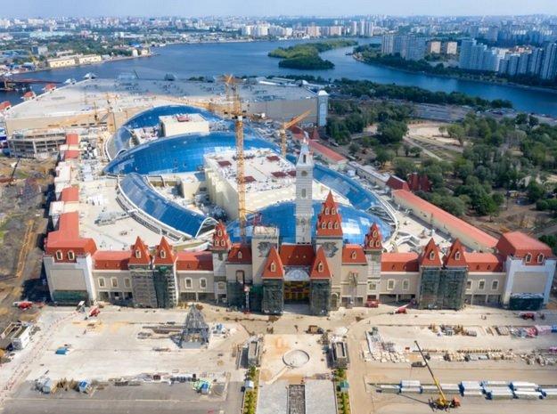 Открытие «Острова мечты» перенесено на 2020 год