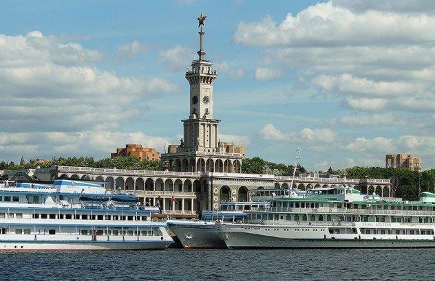 «Кортрос» реализует масштабный проект рядом с Северным речным портом