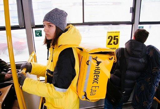 «Яндекс.Еда» признан самым узнаваемым сервисом доставки еды