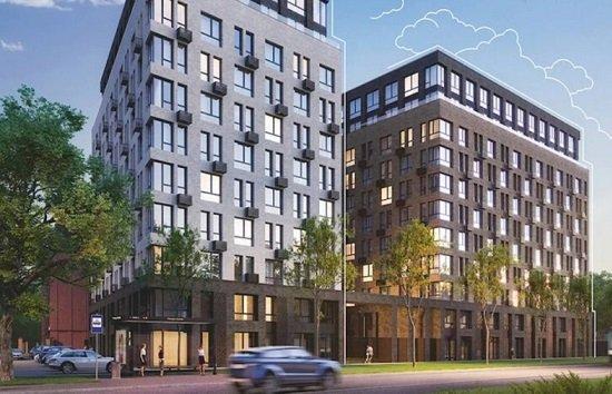 В Москве появится квартал апартаментов для миллениалов