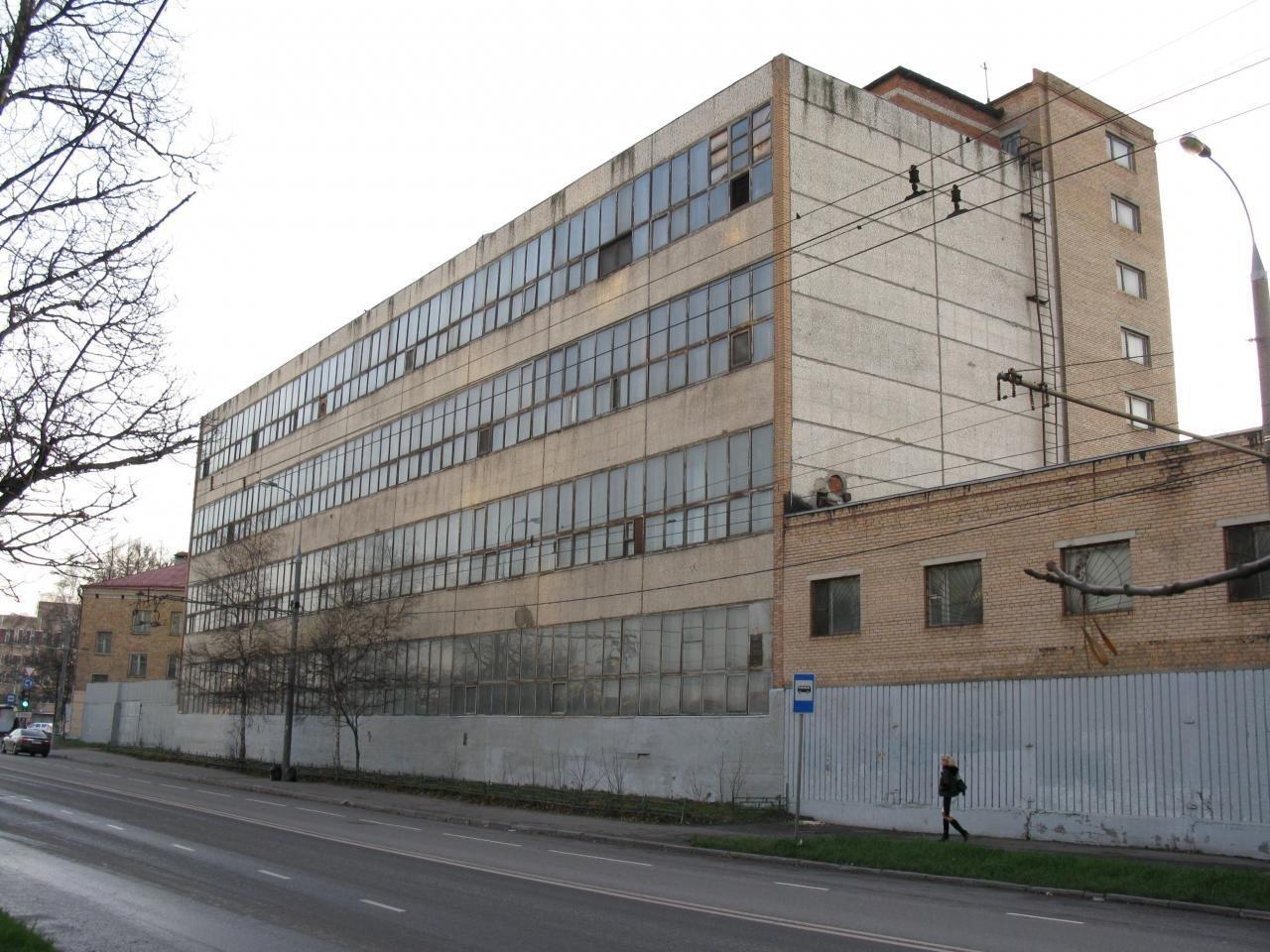 Перовский завод готовят к реновации