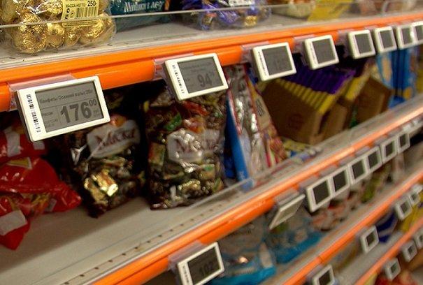 X5 переведет свои магазины на использование электронных ценников