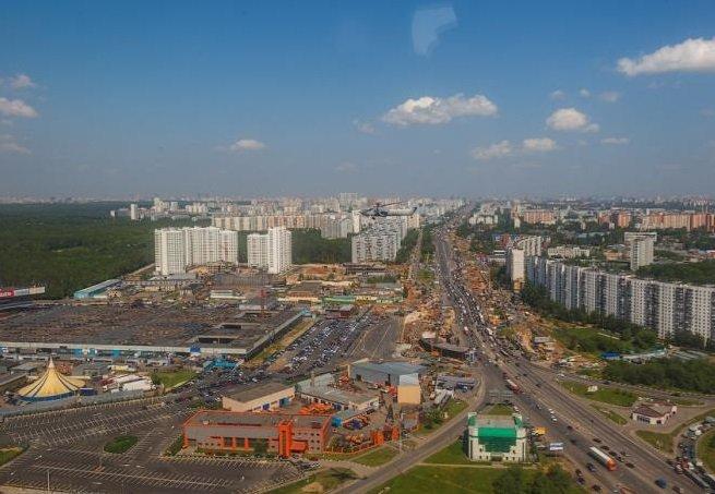 «РГ-Девелопмент» освоит площадку в Южном Чертаново
