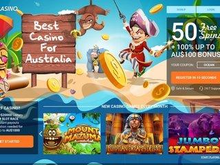 Surf Casino: лучшие условия для любителей игровых автоматов