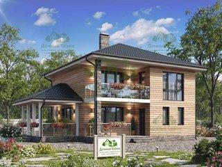 Каркасный дом – технология со множеством преимуществ