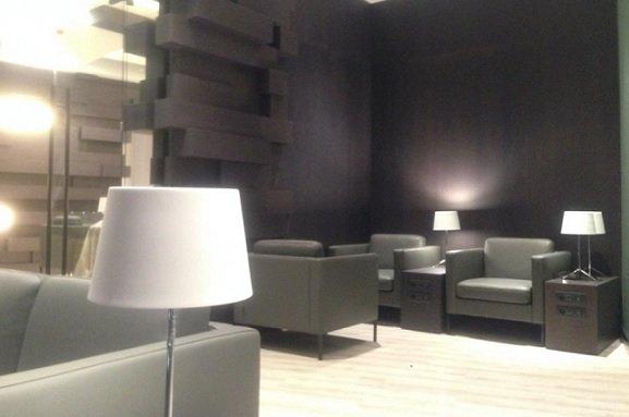 Шереметьево опубликовал фотоснимок курительной комнаты