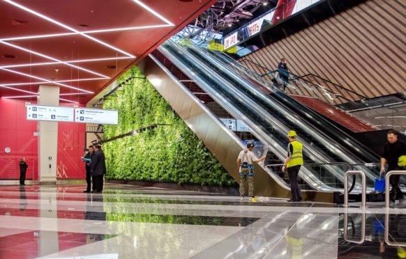 В Шереметьево запустили еще один терминал